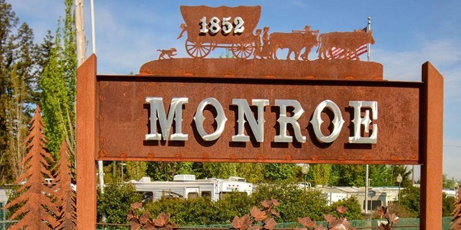 Neighborhood Spotlight: Monroe, Oregon